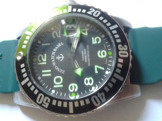 Relógio Zeno Diver 500 M Autom