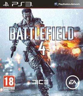 Battlefield 4 Ps3 Nuevo Y Fisico