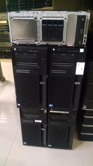 Servidor Ibm Sistem 3200 M2 2gb Ddr3 Hd 250 Gb Quad Core