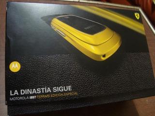 Celular Nextel I897 Ferrari Yellow Importado De U.s.a. Miami
