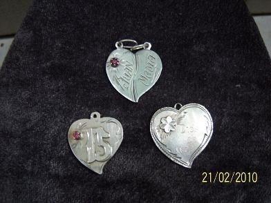 Medallas Distintas En Plata 925