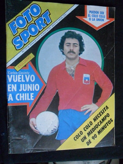 Foto Sport N° 44 15 Al 21 De Feb De 1978 Poster Fco Cuevas