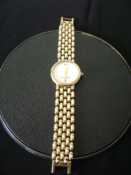 Relógio De Pulso Feminino Emite Pequignet Quartz