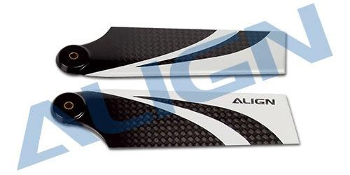 Hq0950b 95 Carbon Fiber Tail Blade