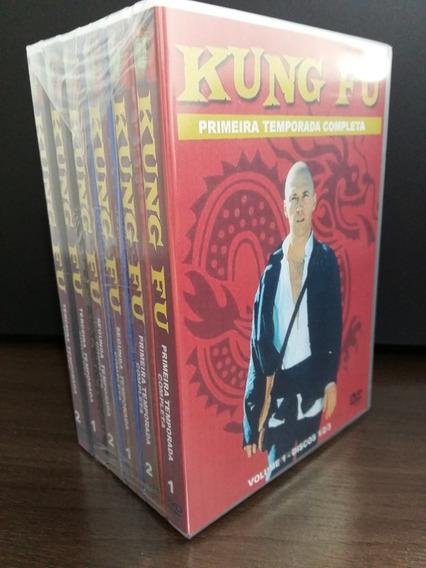 Kung Fu David Carradine 1972 - Série Dublada E Legendada