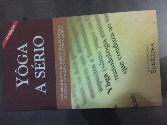 Livro Yôga A Sério - 7ª Edição