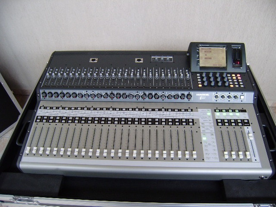 Mackie Tt24 - Digital Mixer - Nova Na Caixa + Hard Case
