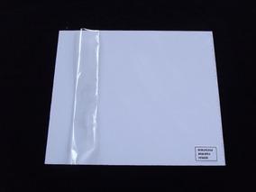 Placa (blank) 250x300x2mm 1 Camada (1 Ply) Branco