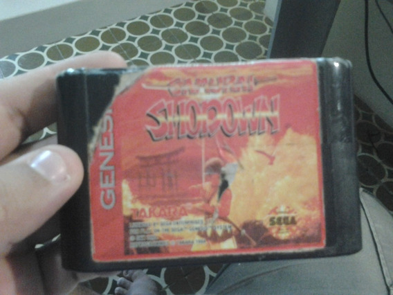Samurai Shodown Mega Drive Otimo Jogo Aproveitem!!!