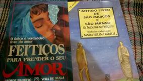 Livro São Marcos E Livro De Feitiços
