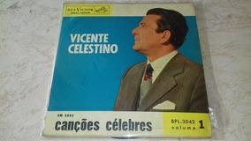 2 Lps Vinil Vicente Celestino