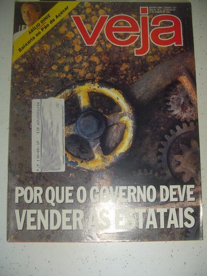 Revista Veja 1272 Clodovil Lucio Costa Paulo Tupinambá 1993