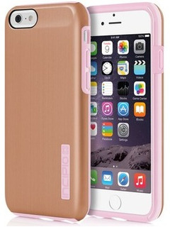 Lote De 5 Fundas Incipio Dualpro iPhone 6 6s Plus Rosa Gold