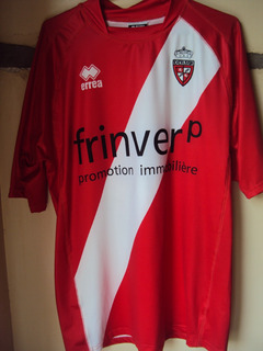 Camiseta Excelsior Holanda Errea #6 El Ariachi L Selección