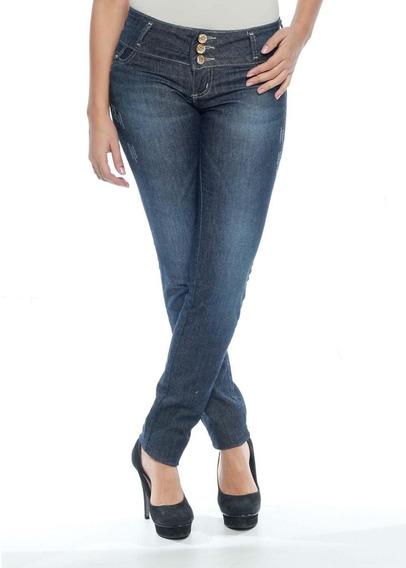 [ Sawary ] Calça Jeans Levanta Bumbum