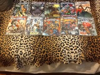 Hqs Universo Dc Os Novos 52 N° 1 A 45 + Edição 0 + Especiais