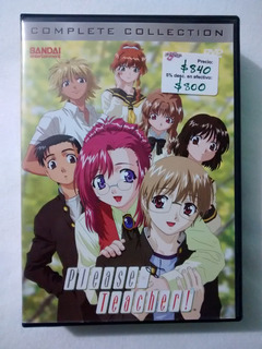 Dvd Box Set Complete Onegai Teacher