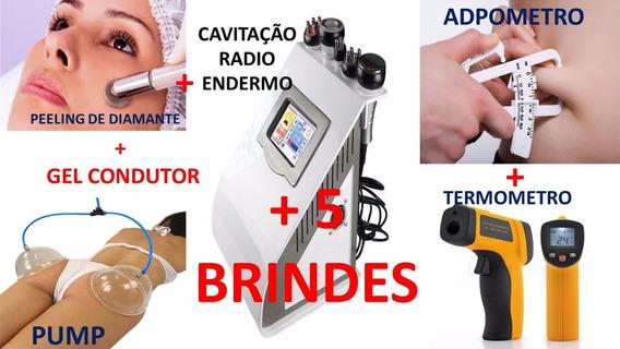 Pronta Entrega:cavitação + Radiofrequencia + Endermo + Pump