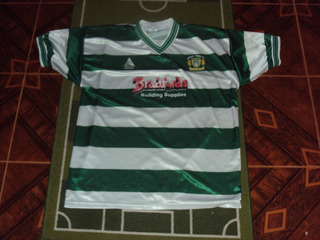 Camiseta Fútbol Yeovil Town Fc Inglaterra T. Xl Selección