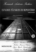 Songbook Violão Vol.3- Bach, Chopin, Tchaikovsky, Beethoven