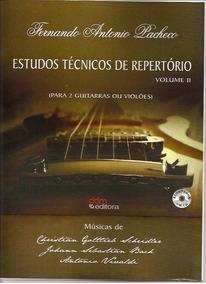 Songbook - Violão/guitarra Vol.2 -bach - Vivaldi -scheidler