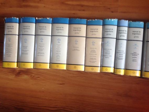 Coleção: Manual Do Engenheiro = Globo