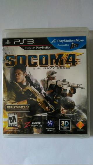 Socom 4 Para Ps3