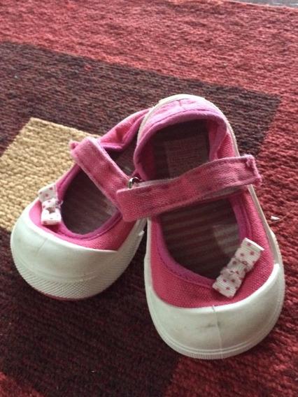 Guillerminas Mimo Sandalias Zapatos Bebe Nena Talle 18