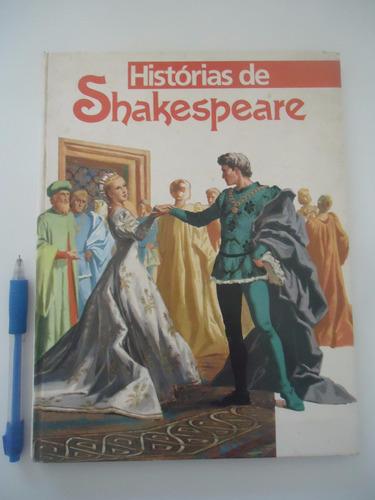 Histórias De Shakespeare - Rossana Guarnieri - Capa Dura