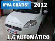 Punto Essence 1.6 2012 Automático