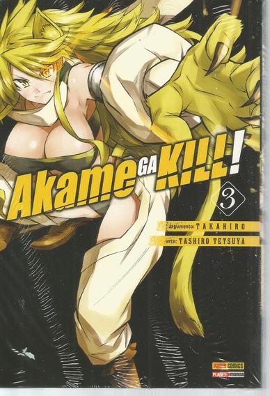 Akame Ga Kill 3 - Panini 03 - Bonellihq Cx87 G19