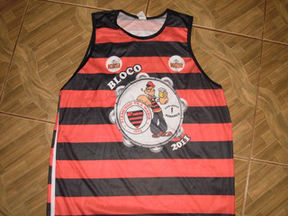 Camisa Do Flamengo Da Vila Maria