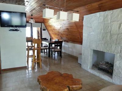 Mar Del Plata Cabaña Bosque Peralta Ramos Alquiler