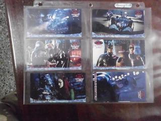 Tradin Cards De Batman