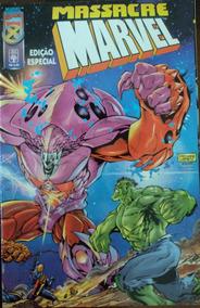 Gibi Massacre Marvel Edição Especial(1998)