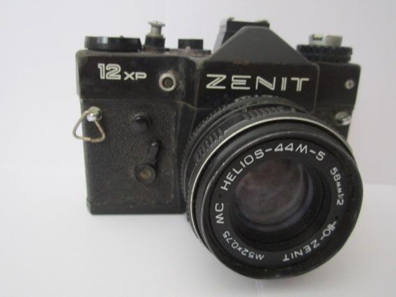 Oportunidade! Câmera Fotográfica Antiga Zenit 12 Xp