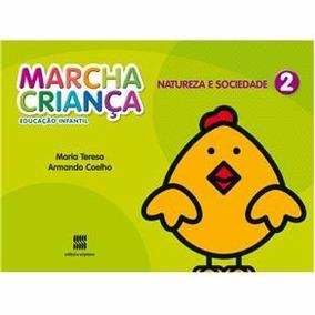 Livro Marcha Criança - Natureza E Sociedade 2