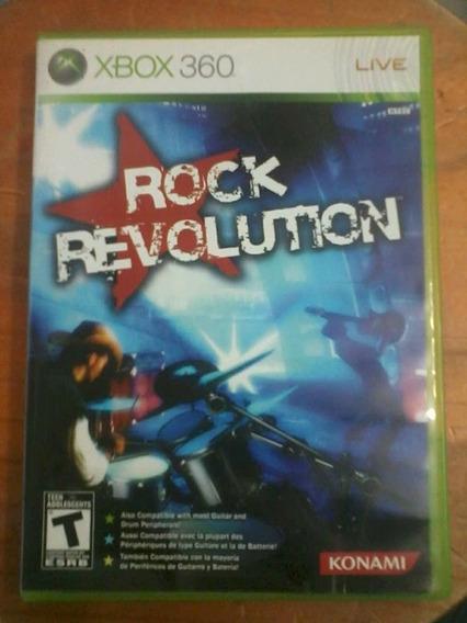 Rock Revolution Xbox 360 Usado