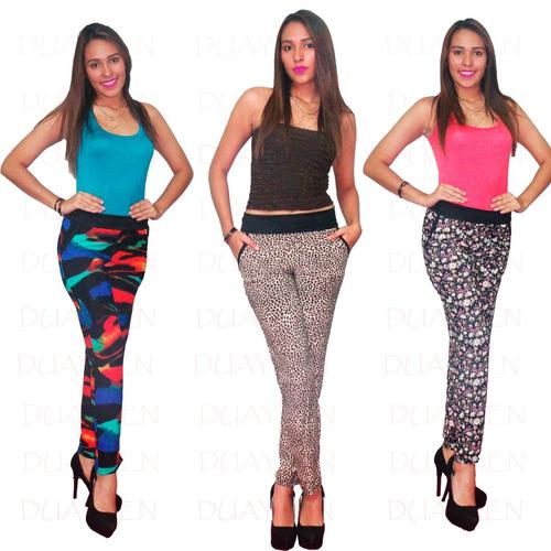 Pantalones Blusas Para Dama Leggingns Vestidos Crop Top Mercado Libre