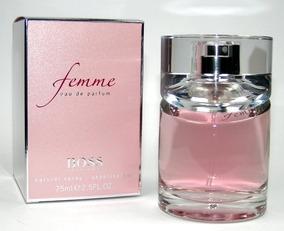 Perfume Hugo Boss Femme Eau De Parfum Fem. 75ml