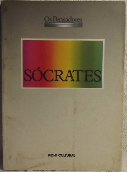 Livro: Sócrates Os Pensadores ( Nova Cultural ) Frete Grátis