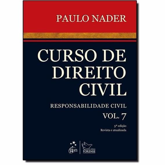 Curso De Direito Civil - Responsabilidade Civil Vol07 - 4ªed