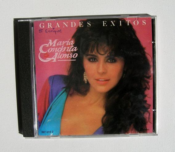 Maria Conchita Alonso Grandes Exitos Cd Serigrafiado 1989