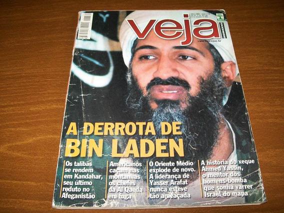 Veja Ed.1730 - Bin Laden, Yasser Arafat, Lipoaspiração.
