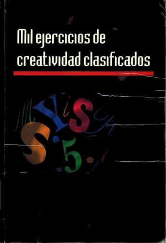 Creatividad Mil Ejercicios Clasificados.