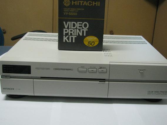 Impressora Hitachi Vy-180d(a) Color De Imagem De Ultrassom
