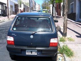 Fiat Uno Fire 5 Puertas Base Con Gnc 2007