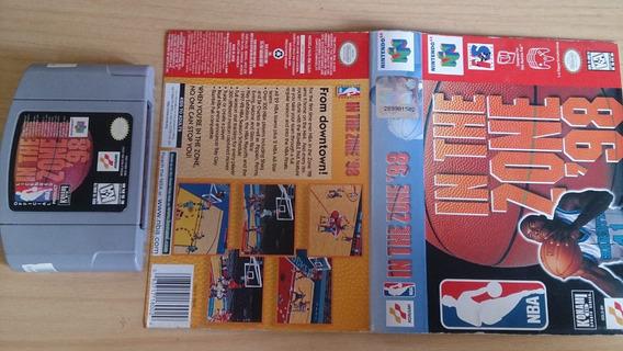Nba In The Zone 98 Nintendo 64
