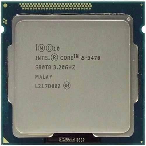 Processador Intel® Soquete 1155 Core I5-3470 3.20ghz