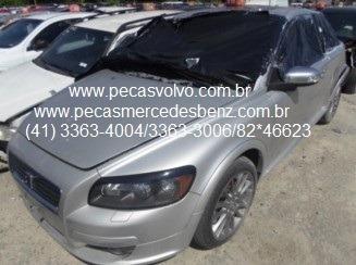 Volvo C30 2.0 2009 Batida Para Retiras Peças